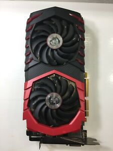 Graphic card MSI GeForce GTX 1080TI Gaming X 11G For parts