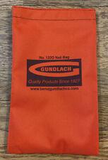 Gundlach 133O Orange Nail Bag