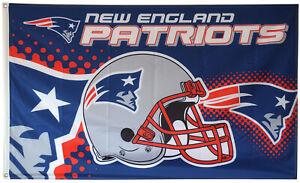 New England Patriots Flag patriots Helmet NFL 3X5FT banner US Shipper