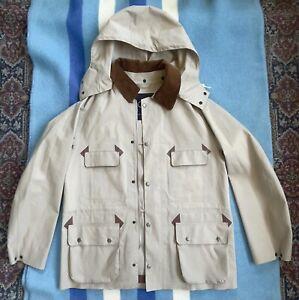 Mackintosh Bonded Cotton Coat/Jacket sz. 42