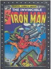 Iron Man 2 Comic Covers Chase Card Cc7