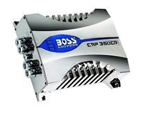 BOSS CAP350CR 35 Farad Capacitor With Blue Digital Voltage Display