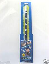 Marvin Magic Deluxe brillano al buio Bacchetta con 15 trucchi-NUOVISSIMO E SIGILLATO!