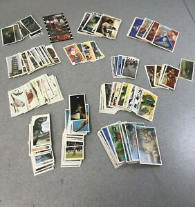 Disney Turtles PG tips Chimps and many others Brook Bond Cards Bundle Mixed