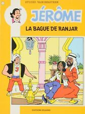 BD occasion Jérôme La bague de Ranjar Editions Erasme