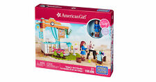 Mega Bloks American Girl Saige's Art Studio 198 Pieces Mega Construction Kit NEW