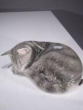 +# A010477_01 Goebel Archiv Muster Katze Cat schlafend liegend 31-014 Plombe