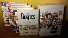 The Beatles Anthology.  8 episodi + contenuti speciali in cofanetto di 5 DVD.