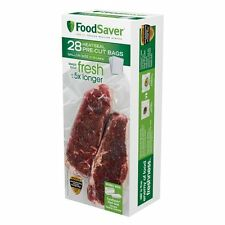 FoodSaver 28 Gallon-sized Bags , New, Free Shipping