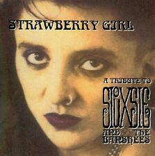 STRAWBERRY GIRL - A TRIBUTE TO SIOUXSIE AND THE BANSHEES - CD (Inkubus,..)
