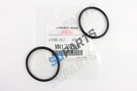 2x Genuine Rear Cam Cap O'ring Fits: Mitsubishi Shogun Pajero Sport Challenger