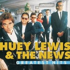 HUEY LEWIS & THE NEWS 'GREATEST HITS' CD NEW+
