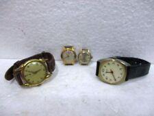 Lot de 4 anciennes montres bracelets ( KELTON, LOV, CIMIER, ?)