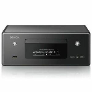 DENON RCD-N11DAB CEOL N11 DAB BLACK AMPLIFICATORE HEOS con DAB+ e FM Lettore CD