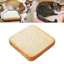 Bread Toast Dog Cushion Cat Bed Lounger Mat Kennel Fiber Pet Soft Puppy Washable