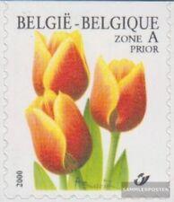 Bélgica 2958Do nuevo con goma original 2000 flores