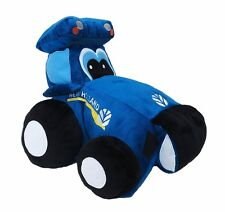New Holland Blue Tractor Pillow Pet Plush Children's Toy Age 3+ 6200PPNH