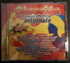 Obsesion La Compilation originale Cd 2003 PT 025/CD Giorgia/Meneguzzi/Simply Red