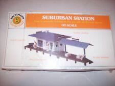 Bachmann HO Scale Suburban Station Kit #45173