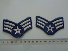 (a40-1291) US Air Force rank insignia sergente