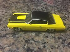 1970 Chevrolet Chevy Chevelle SS454 Matchbox Super Kings Toy Car Yellow Black
