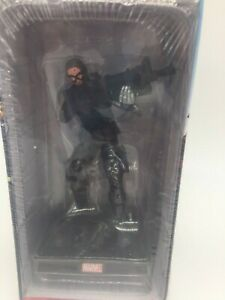 Marvel Winter Soldier 1/16 Figurine Panini Centauria Eaglemoss