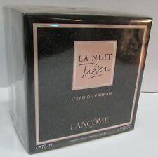 TRESOR LA NUIT EDP 75ml L'Eau de Parfum NEUF BLISTER & 100% Authentique Femme