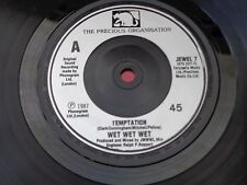 WET WET WET : TEMPTATION - Bottled Emotions ( Keen For Loving ) : JEWEL 7
