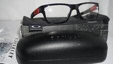 OAKLEY RX Eyeglasses New Oph Marshal MNP Polish Black Ink OX8091-0351 144