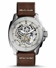 Fossil Modern Machine Automatic Skeleton Dial ME3083 Mens Watch