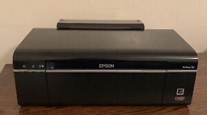 Epson Artisan 50 Digital Photo Inkjet Printer, Printer Only, No Cables Needs Ink