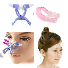 Hot Nose Up Shaping Shaper Lifting + Bridge Straightening Beauty Clipper Set Kit