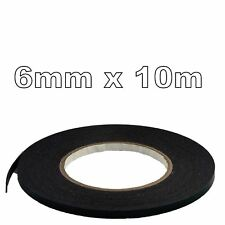 Tex Double Sided Acrylic Moulding Foam Tape 6mmx10m High Strength Adhesive Tape
