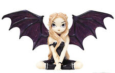 JASMINE BECKET GRIFFITH Fairy Figurine NOTRE DAME Fairie Statue Voodoo Bat Wing
