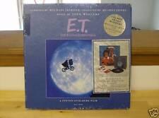 ET LP E T Michael Jackson Box Set Storybook PROMO