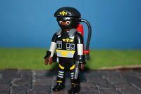 """Playmobil Polizei GSG9  Einheit   """" Feuer """""""