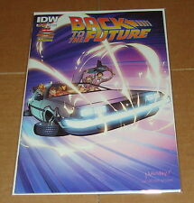 IDW Back to the Future #2 Chris Madden SUB Variant Edition 1st Print