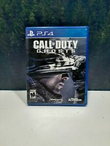 Call of Duty: Ghosts PlayStation 4 PS4 Game