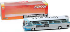 Greenlight 86544 Speed 1960s General Motors #2525 Los Angeles Downtown Bus 1:43