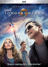 Tomorrowland (DVD, 2015) starring George Clooney