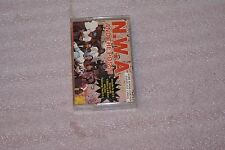 Vintage Cassette Tape 1989 NWA and The Posse Dr Dre Eazy E Ice Cube