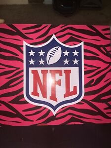BRAND NEW! Fanatics Crusader Baltimore Ravens Heel Booties