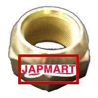 HINO DUTRO XZU409R 06/2010-06/2011 REAR WHEEL NUT OUTER 3060JMW1
