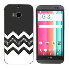 Soft TPU Silicone Case For HTC One M8 M8S Protective Back Covers Skins Black