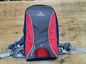 Little Life Ultralight Convertible Child Baby Toddler Backpack Carrier