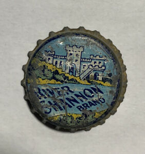 River Shannon Brand Cork Bottle Cap