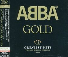 ABBA Gold Greatest Hits Special Edition SHMCD with DVD fromJapan Limited Edition