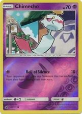 Chimecho 43/111 S&M Crimson Invasion REVERSE HOLO PERFECT MINT! Pokemon