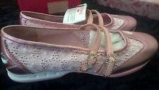 Lelli Kelly carol rosa shoes uk 3.5 eu 36 new boxed