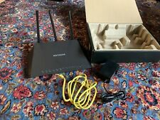 NETGEAR Nighthawk Dual-Band AC1900 Router DOCSIS 3.0 Cable